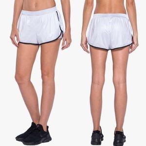 NEW Koral Scout White Double Layer Shorts Size XL